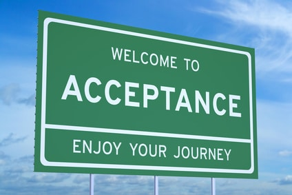 "JUNE CHARACTER TRAIT-""ACCEPTANCE"""