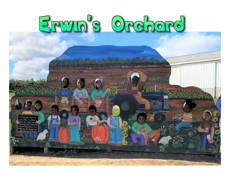 Field Trip to Erwin's Orchard