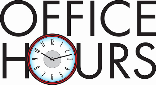 Office Hours clipart for Clark Staff