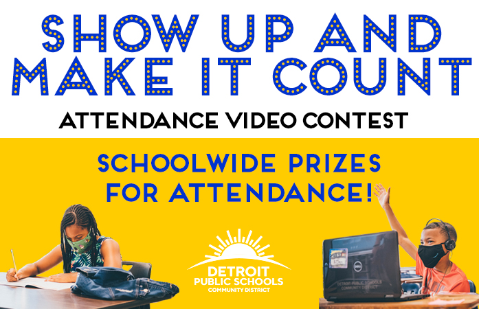 Show Up and Make It Count: Attendance Contest