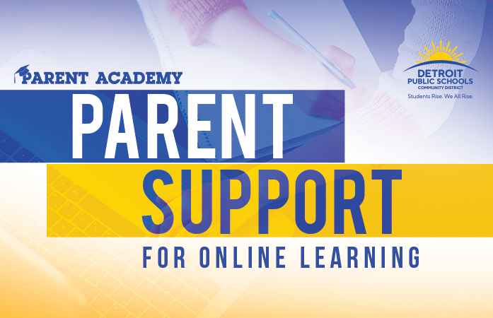 parent academy sign